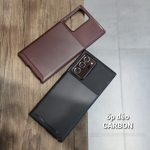 Ốp dẻo carbon Galaxy Note 20 Ultra